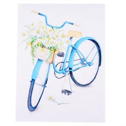 mały ekran rower
