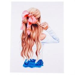 """Ekran """"włosy"""""""