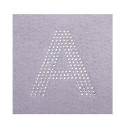 alfabet dżety cyrkonie crystal literka ss6 2mm