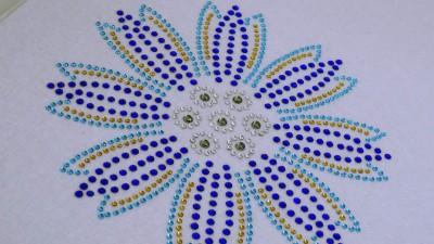 kwiat grafika dżety
