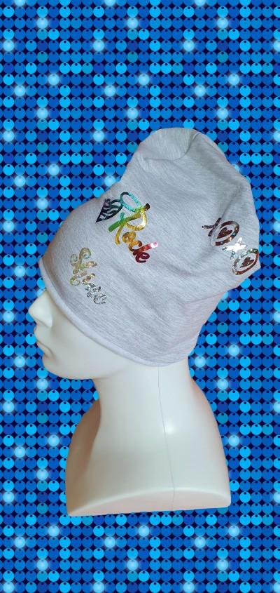 folia flex na czapce
