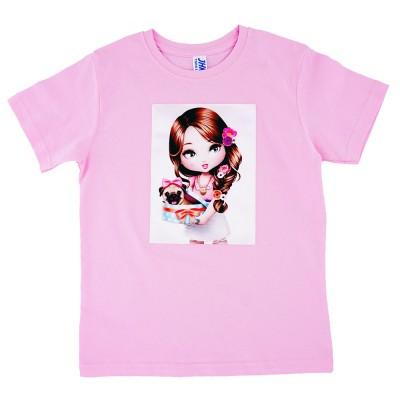 druk sublimacyjny wykonany na koszulce